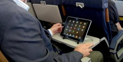 Prohíben viajar con aparatos electrónicos