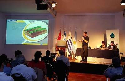 Israelíes disertaron sobre innovación agrícola