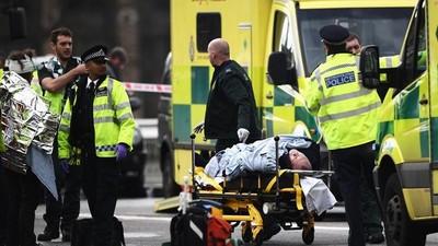 Londres: hasta el momento hay 4 muertos y 20 heridos