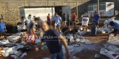 SUMARIO A FUNCIONARIOS DEL PENAL POR ''FIESTA'' AÚN SIN RESULTADO