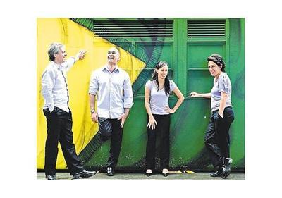 Homenaje a  Villa-Lobos, con cuarteto brasileño de cuerdas