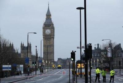 Siete detenidos en Reino Unido tras el atentado de Londres