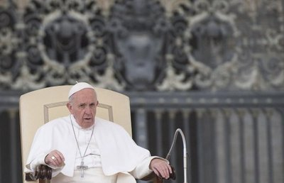 Papa expresa su solidaridad a los afectados en Londres