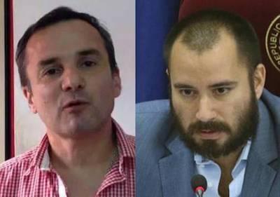 Hijos del asesinado y del acusado de matar, juntos en el negocio de la política