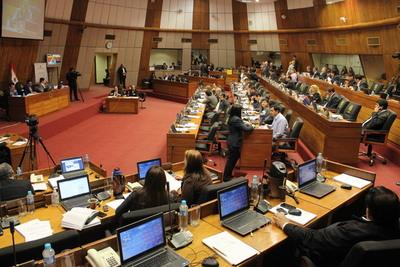 Diputados aprobaron G. 280 mil millones para salarios de policías y militares