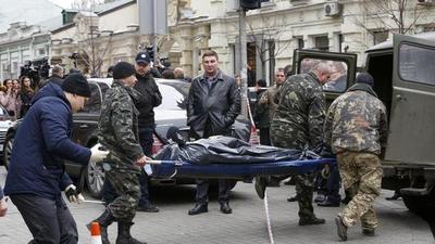 Matan a ex legislador ruso, fiscal culpa al gobierno
