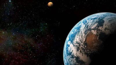 El verdadero peligro que amenaza la Tierra es una colisión con Marte