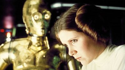 Disney no incluirá imagen digital de Fisher en Star War