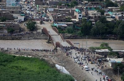 Aumentan a 84 los muertos en Perú