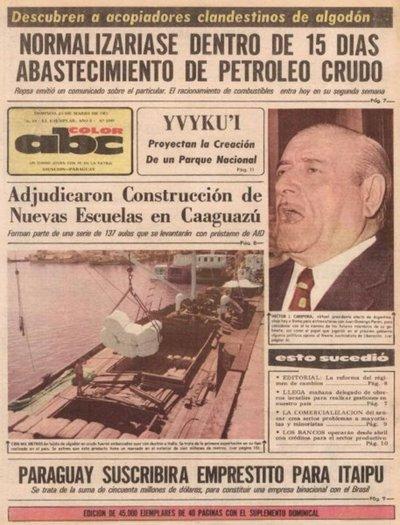25 de marzo de 1973