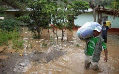 El papa Francisco dona 100.000 dólares para víctimas de inundaciones en Perú