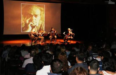 Homenaje a Villa-Lobos en el Centro  Cultural de la Embajada de Brasil