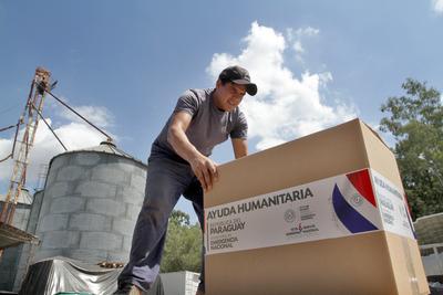 Cartes resalta gesto de amistad de Paraguay con Perú