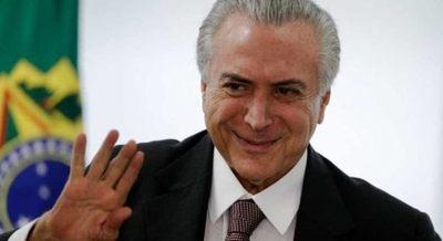 Temer agradece a Egipto y a Chile por normalizar compras de carne brasileña