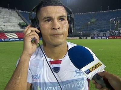 Junior Brítez fue el mejor en el triunfo franjeado