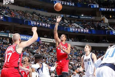 Los Raptors y Clippers aseguran pase a playoffs