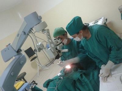 Cirugía de cataratas beneficiará a adultos mayores de Villarrica