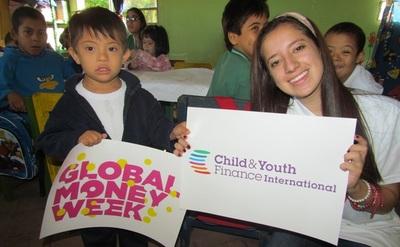 Inicia hoy Semana Global del Dinero para niños y jóvenes