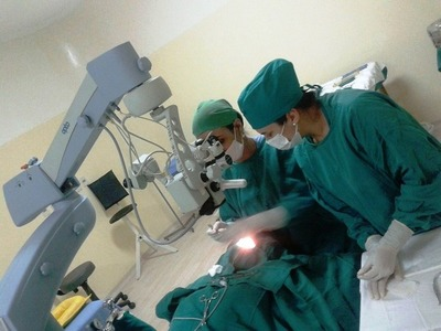 Realizarán jornada masiva de cirugías de catarata