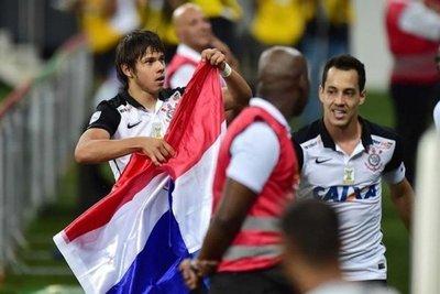 Goleador del Arena Corinthians