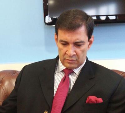 "Silvio Ovelar: ""No vamos a permitir que atropellen"""