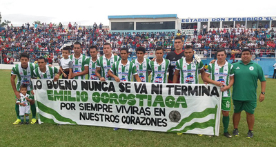 Caaguazú marcha al frente de la clasificación en Intermedia
