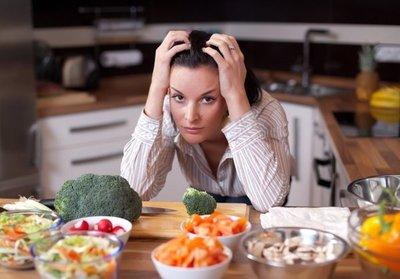 La ortorexia: la obsesión de comer todo sano