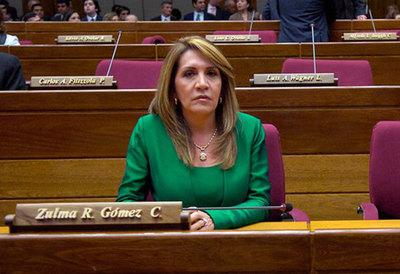 Califican injusta la decisión del presidente del Senado