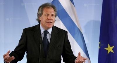 Venezuela pidió a la  OEA suspender sesión
