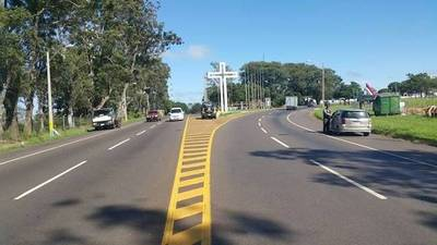 Ante frecuentes accidentes refuerzan controles en Caacupé