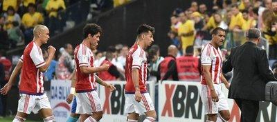 Paraguay sucumbe en Brasil y queda sin margen de error
