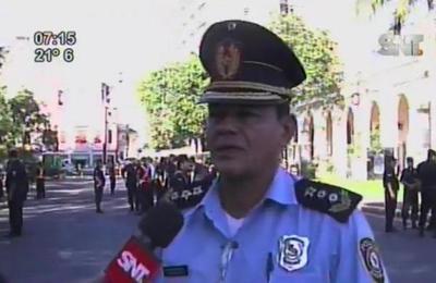 Detalles del gran operativo policial debido a la marcha