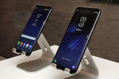 Samsung presenta el Galaxy S8