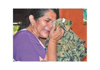 A mil días del secuestro, no tienen noticias