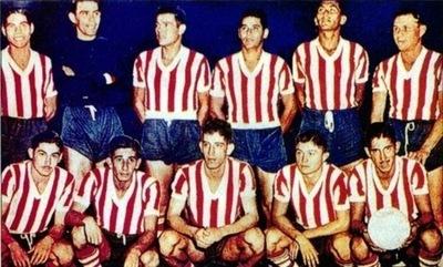 Paraguay recuerda 64 años de su primera Copa América