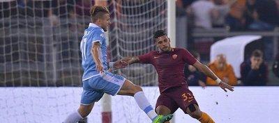 Lazio defiende la ventaja ante la Roma y es el primer finalista de Copa