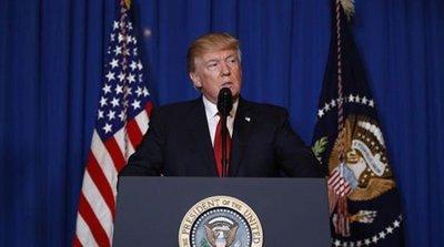 Siria: Trump llama a alianza para acabar matanza