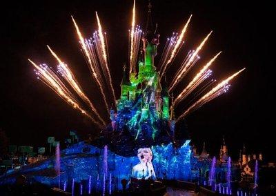 Disneyland París no ha perdido su encanto en 25 años