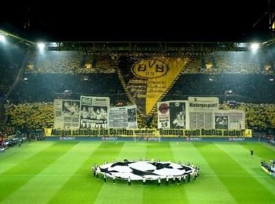 El lance Dortmund