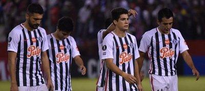 Giménez: Ahora tenemos que ganar al Mineiro como sea