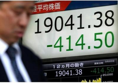 Tokio cierra en rojo debido a tensión tras el ataque de EE.UU.