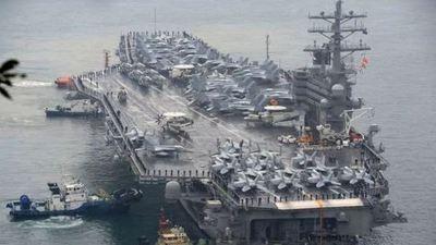 EE.UU y Rusia refuerzan sus figuras en mares alrededor de Medio Oriente
