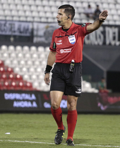 José Méndez dirigirá Cerro vs Independiente