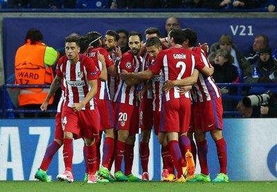 Atlético de Madrid se instala en las semis