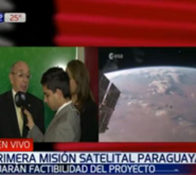 El sueño de un satélite paraguayo se materializaría en cuatro años