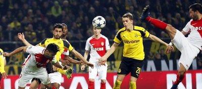 Mónaco recibe al Borussia con el objetivo de sostener su ventaja