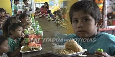 AYER RECORDARON EL DÍA DEL INDIO AMERICANO EN GUAVIRAMI.