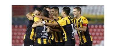 Los goles que mantienen líderes a Gremio y Guaraní