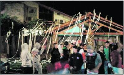 Al estilo Maduro, Frente Guasu sataniza movilización ciudadana