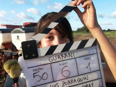 """Cine, Tv y publicidad made in Paraguay a punto de """"meter el gol"""" del siglo"""